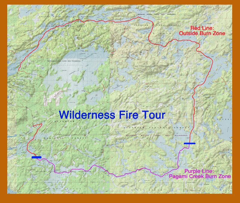 Wilderness Fire Tour